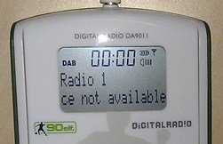 Radio 1 not available 251